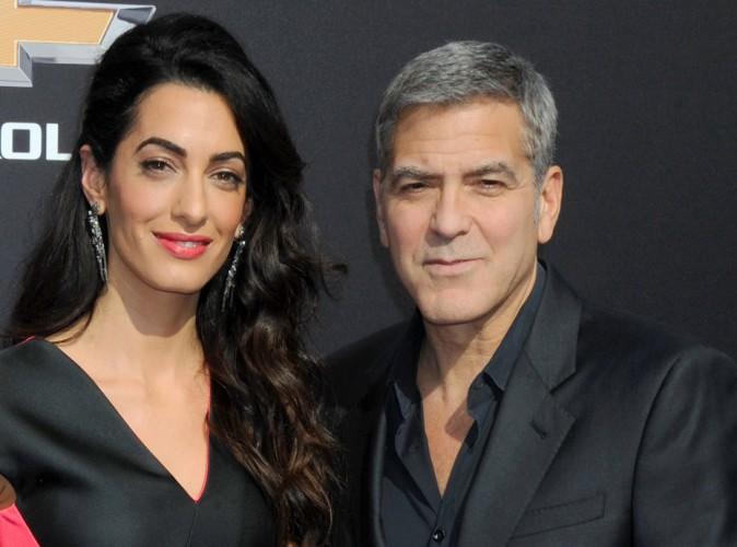 George et Amal Clooney : bientôt parents ?