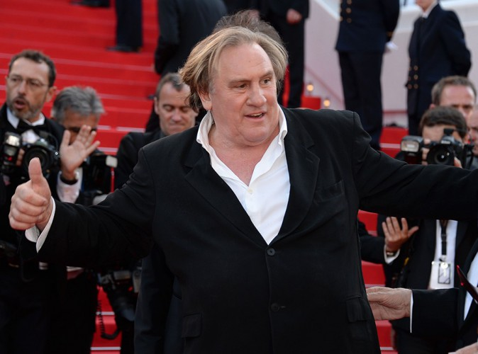 Gérard Depardieu : et maintenant, il se lance dans la production de vodka bio !