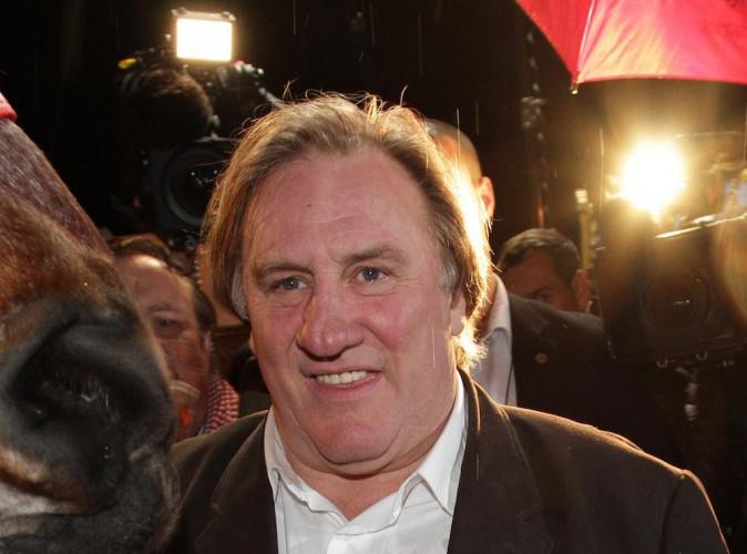 """Gérard Depardieu : """"J'aurais aimé faire comme Dodo la Saumure, un projet cul"""" !"""