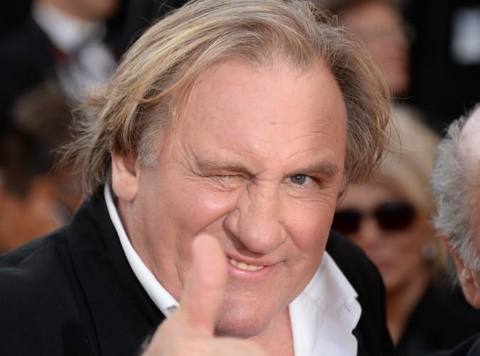 """Gérard Depardieu : son fiasco en Belgique ? """"Je m'étais arrangé pour boire"""""""
