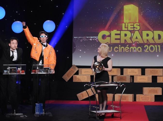 Gérard du cinéma 2011 : tous les malheureux lauréats !