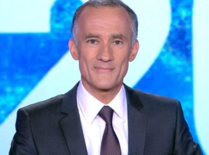 Gilles Bouleau remplace Laurence Ferrari à la tête du 20h de TF1 !