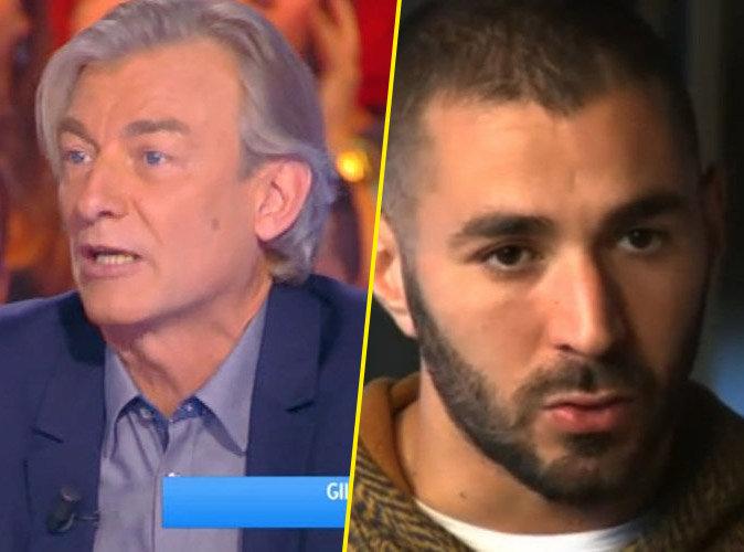 """Gilles Verdez : """"Karim Benzema est victime de ses mauvaises fréquentations"""" !"""