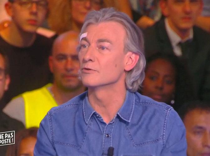 Gilles Verdez : toujours sous le choc. Il souffre de maux de têtes et d'insomnies
