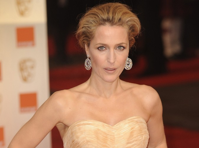 Gillian Anderson : la star de X-Files fait enfin son coming-out ?