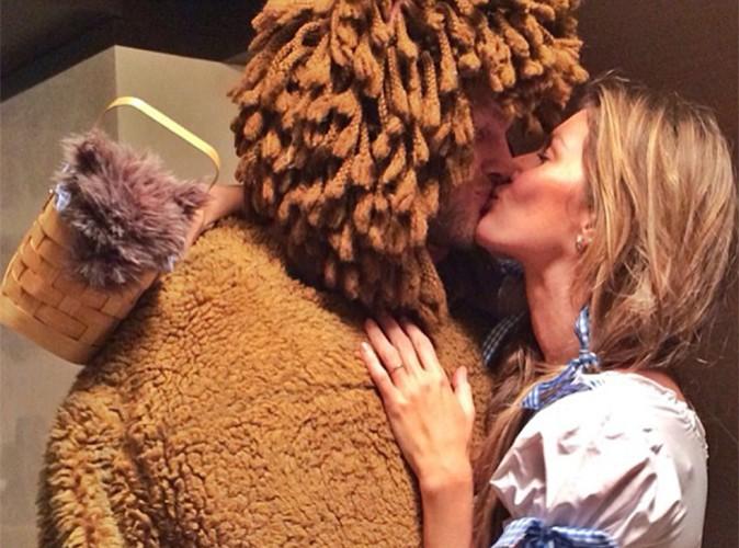 Gisele Bündchen : elle fait rugir Tom Brady pour Halloween !