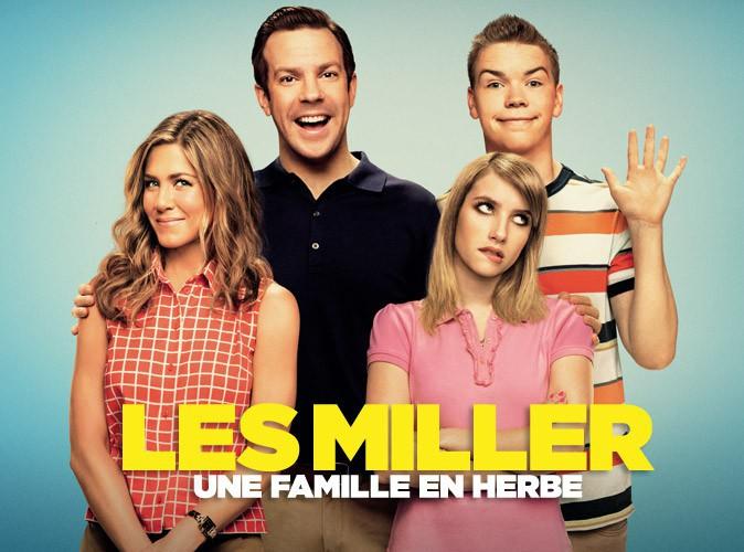 """Grand jeu-concours : gagnez vos places pour aller voir le film """"Les Miller, une famille en herbe"""" en avant-première !"""