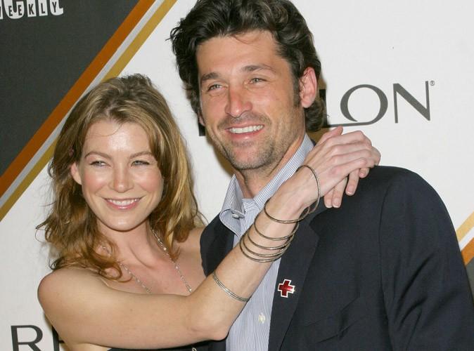 Grey'S Anatomy : Ellen Pompeo Et Patrick Dempsey Rempilent ...  Ellen