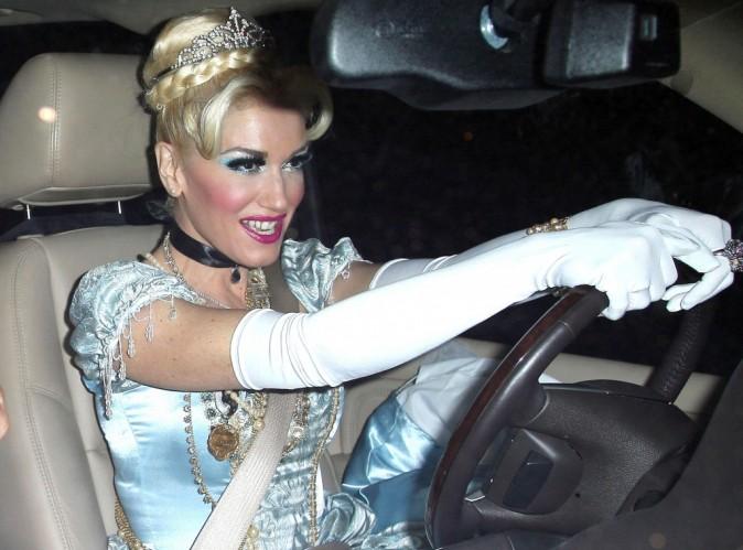 Gwen Stefani : il n'y a pas de doute... Pour Halloween, c'est elle qui avait le costume le plus féérique !