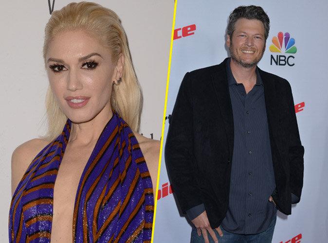 Gwen Stefani oublie Gavin Rossdale avec le chanteur Blake Shelton !