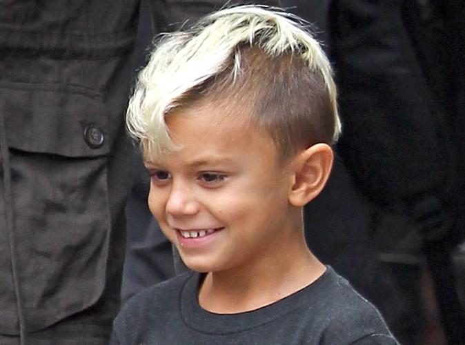 Gwen Stefani : son fils de 5 ans se rase la tête !