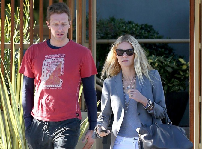 Gwyneth Paltrow et Chris Martin : ils auraient bel et bien mis leur divorce en stand-by !