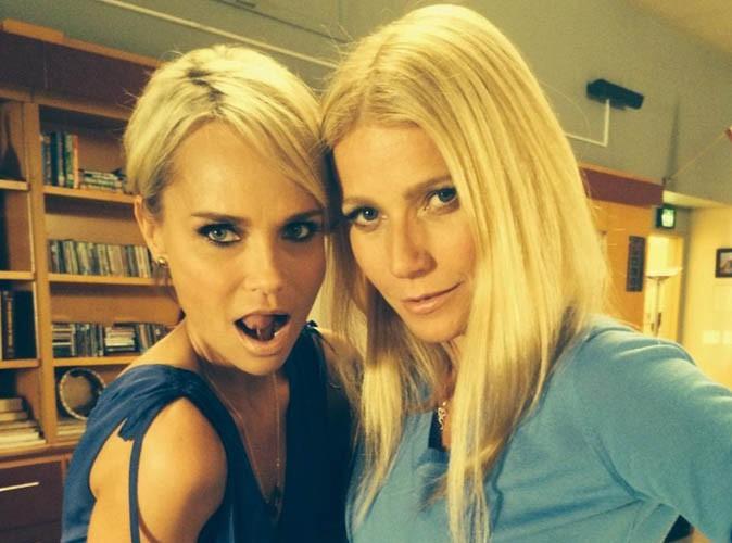 Gwyneth Paltrow et Kristin Chenoweth : deux jolies blondes de retour dans Glee !