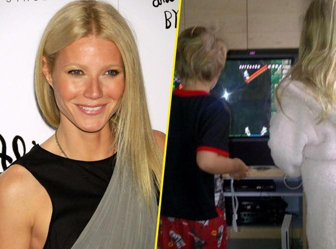 Gwyneth Paltrow : ses enfants jouent trop aux jeux vidéos !