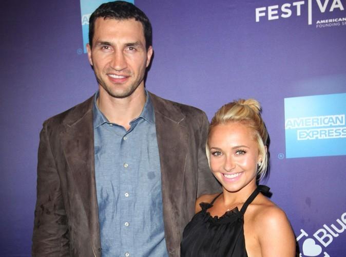 Hayden Panettiere : elle serait fiancée à son boxeur Wladimir Klitschko !