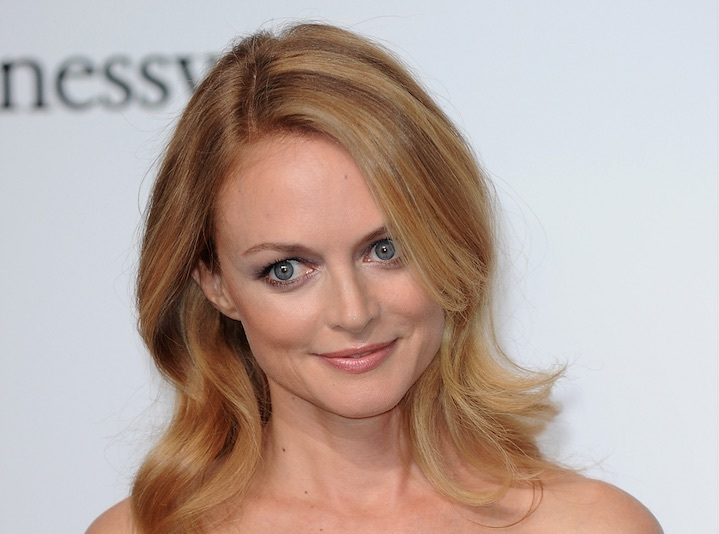 Heather Graham : La bombe de Very Bad Trip est célibataire !