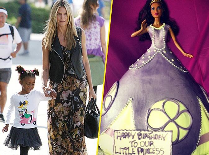 Heidi Klum : c'est une maman attentionnée pour l'anniversaire de Lou, sa poupée !