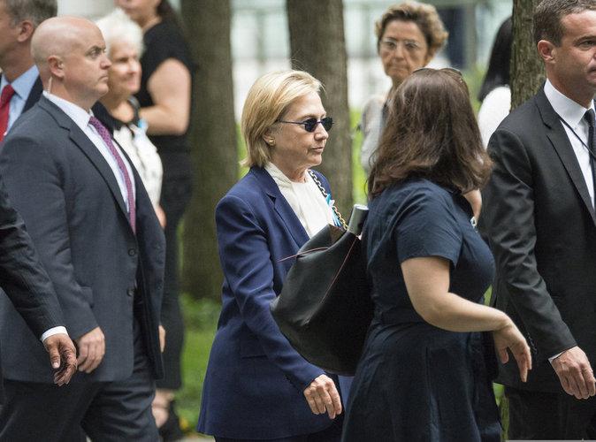 Hilary Clinton : La candidate à la présidentielle américaine sérieusement malade