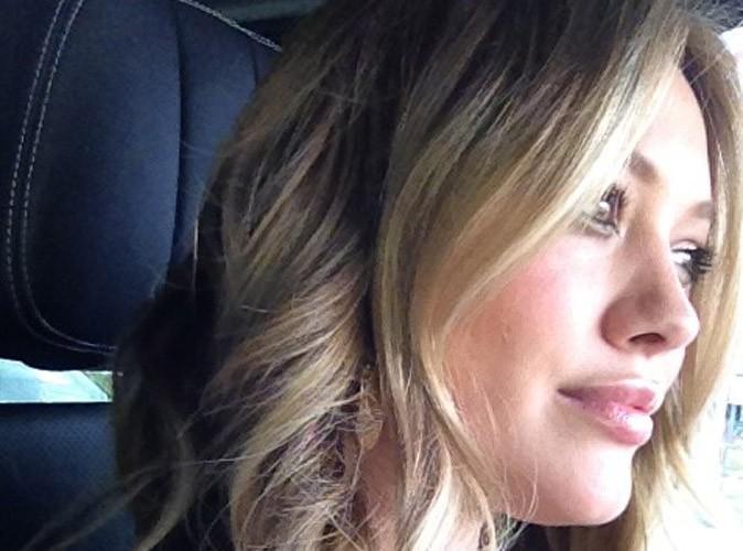 Hilary Duff : 10 jours après son accouchement, elle s'offre un instant beauté !
