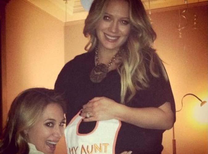 Hilary Duff : elle a eu droit à sa baby shower !
