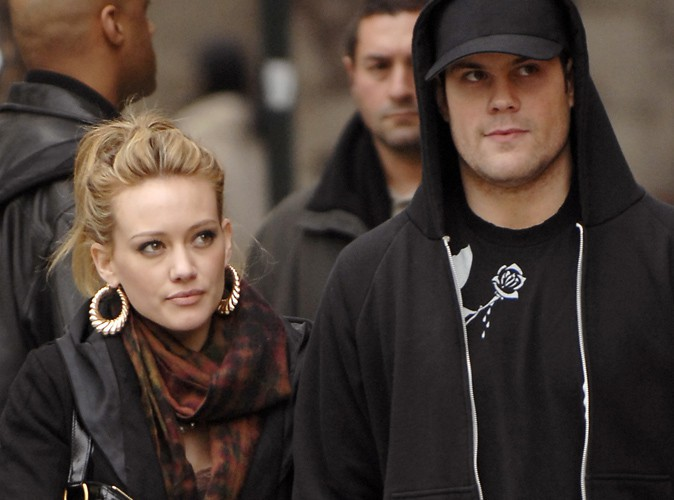Hilary Duff et Mike Comrie divorcent !