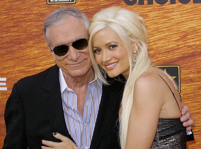 Holly Madison continue ses révélations choc sur Hugh Hefner !