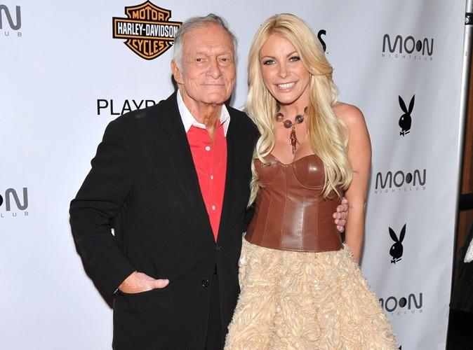 Hugh Hefner : son ex fiancée revient à la Playboy Mansion !