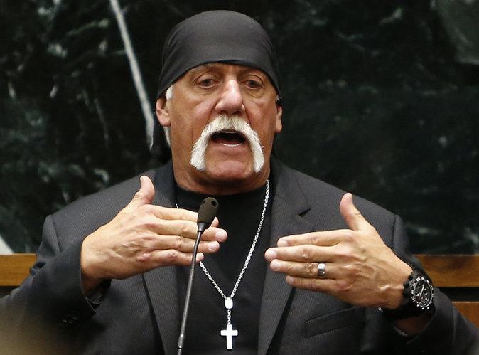 Hulk Hogan : il réclame 100 millions de dollars à ceux qui ont publié sa sex-tape