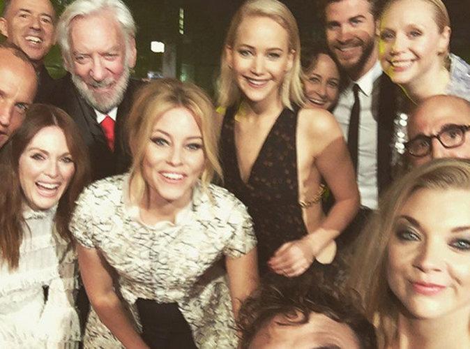 Hunger Games : le selfie qui va enterrer celui des Oscars ?