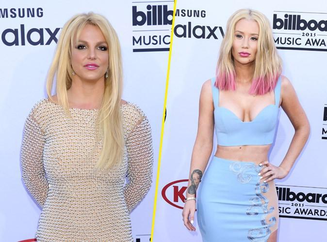"""Iggy Azalea s'en prend à Britney Spears et à ses """"c*nnards de fans"""" !"""