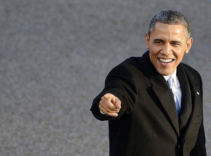 Investiture de Barack Obama : réactions des peoples sur Twitter !