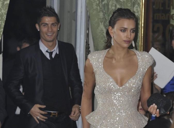Irina Shayk et Cristiano Ronaldo : une nouvelle et rare sortie du célèbre couple...
