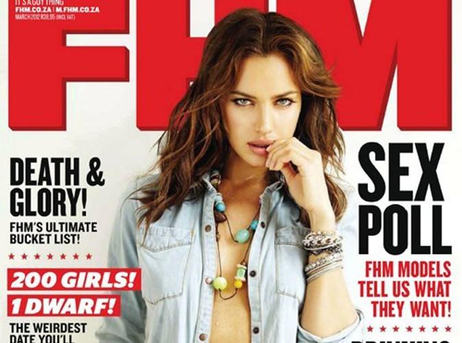Irina Shayk : super hot !