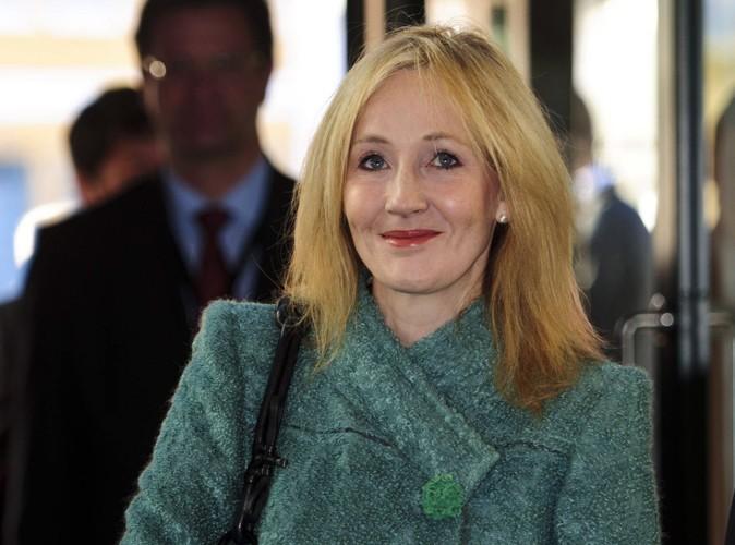 J.K Rowling : la maman d'Harry Potter refuse d'aller dans l'espace !