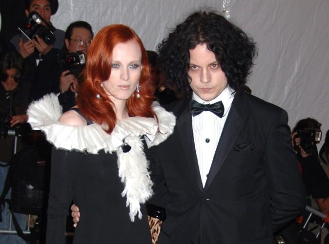 Jack White et sa femme inventent la fiesta du divorce !