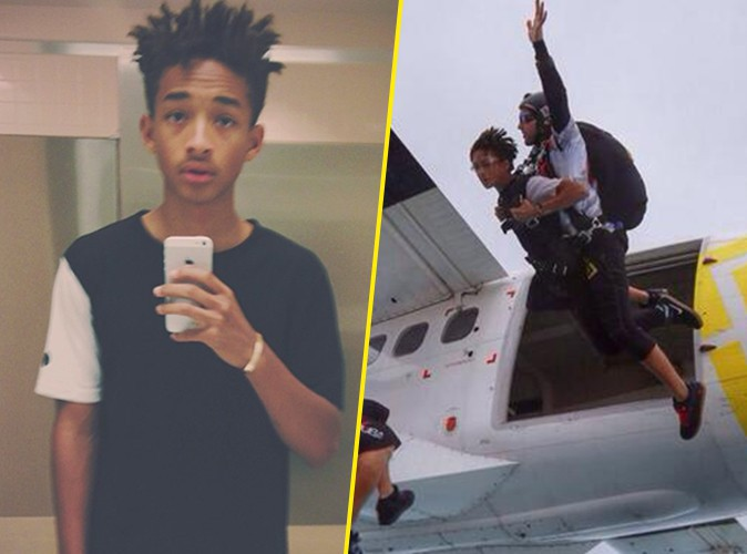 Jaden Smith : il a fait le grand saut !