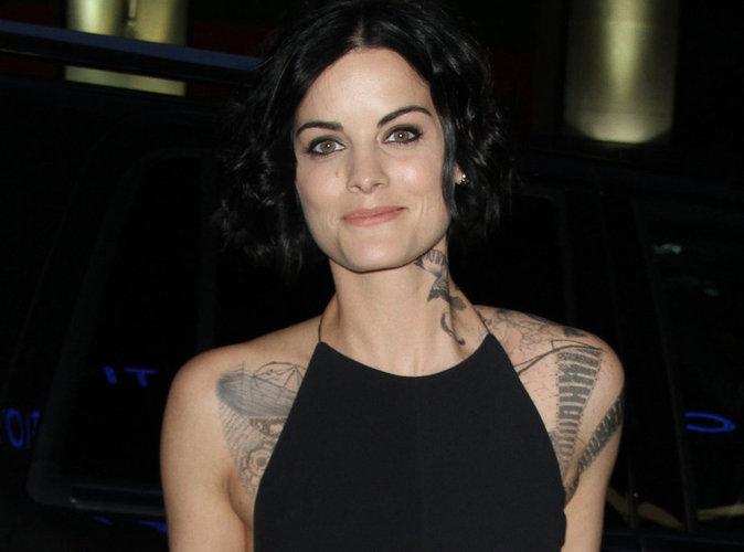 Jaimie Alexander : Ses faux tatouages pour la série l'ont rendue malade !