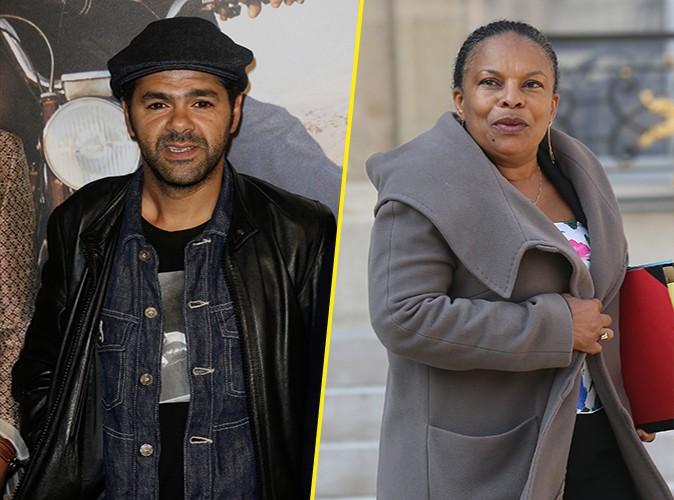 """Jamel Debbouze défend Christine Taubira : """"Ce sont des débiles mentaux !"""""""