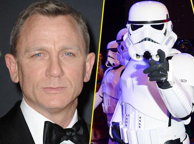 James Bond au casting de Star Wars VII !