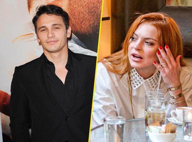 James Franco : il nie fermement avoir couché avec Lindsay Lohan !