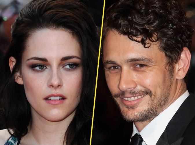 James Franco : très intéressé par Kristen Stewart ?