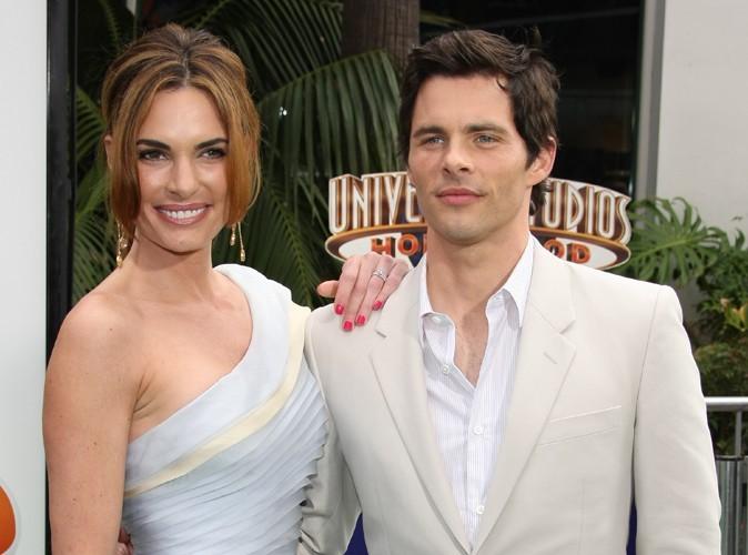 James Marsden : la star de X Men divorce !