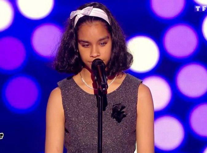 """Jane (The Voice Kids) : """"J'ai subi des moqueries, on me laissait seule"""" !"""