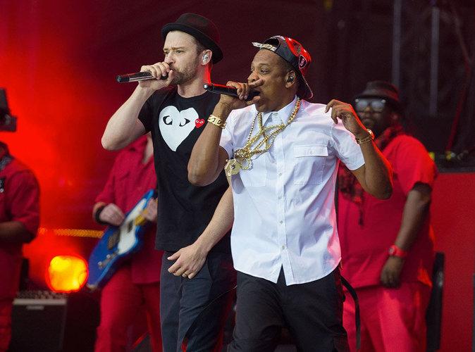 Jay-Z et Justin Timberlake poursuivis � cause de leur tube,