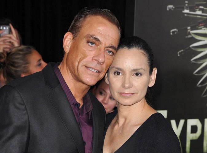 Jean-Claude Van Damme et sa femme ne divorcent plus !