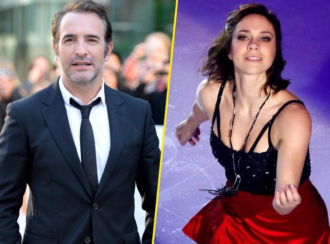 Jean dujardin il viendra peut tre soutenir nathalie for Nathalie jean dujardin