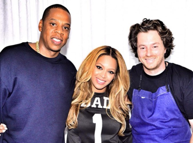 Jean Imbert : trop fier, il a cuisin� pour Beyonc� et Jay-Z pendant leur On The Run Tour � Paris !