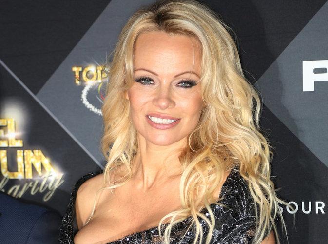 Jean-Luc Mélenchon peut compter sur le soutien de Pamela Anderson !