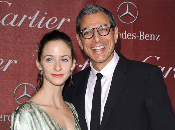 """Jeff Goldblum : il a dit """"oui"""" à Emilie Livingston !"""