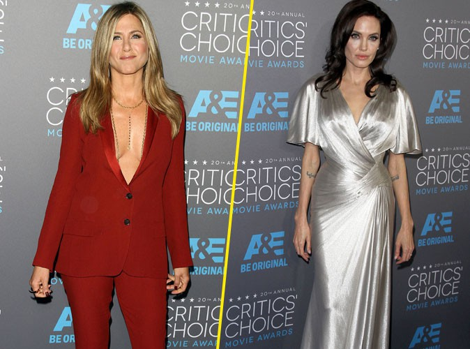 Jennifer Aniston : fan du film d'Angelina Jolie, place à la paix !
